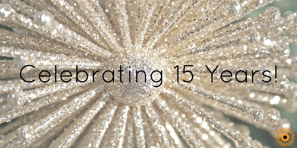 Celebrating 15 Years! (1)