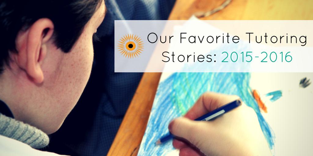 Tutoring Stories blog