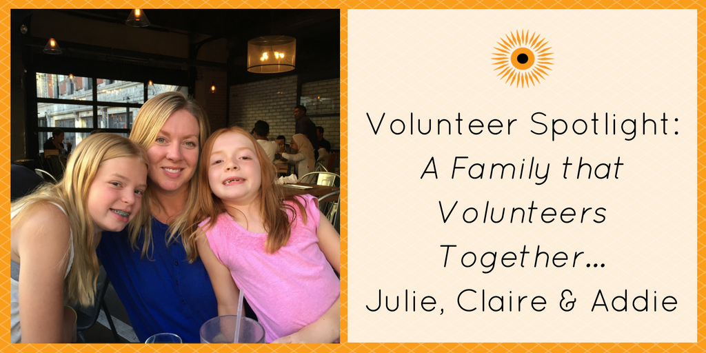 Volunteer Spotlight- Moellers