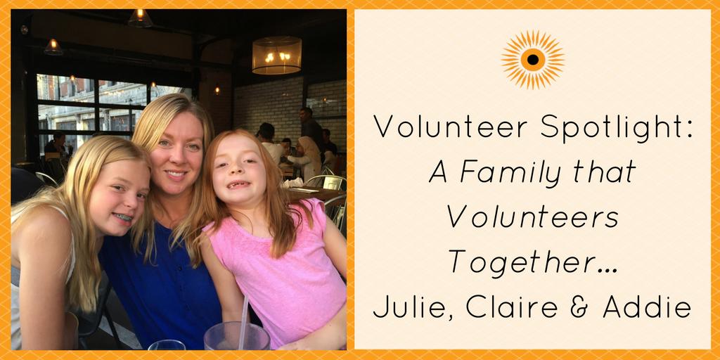 Volunteer Spotlight- Moellers