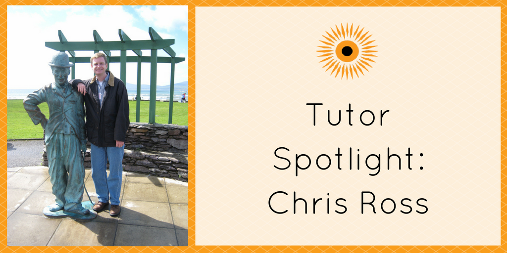Tutor Spotlight- Chris Ross