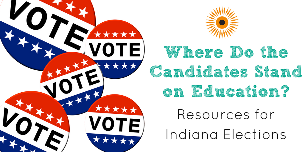 Education Resources for Indiana Elections blog