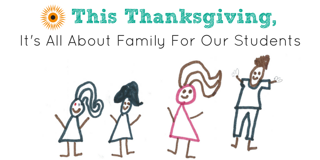 Thanksgiving family blog