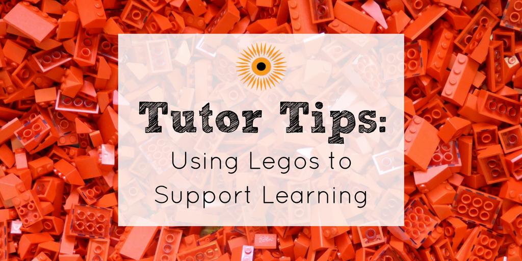 Tutor Tips Legos