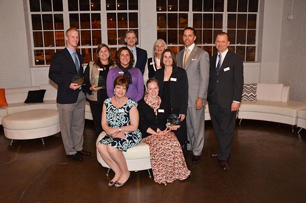 2015 Ed Celebration award winners