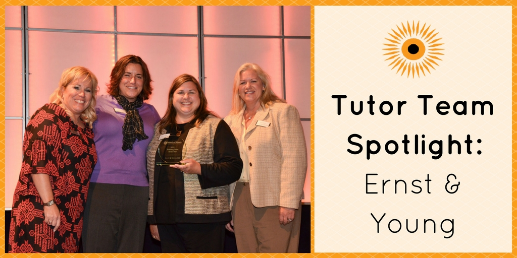 Tutor Team Spotlight- EY