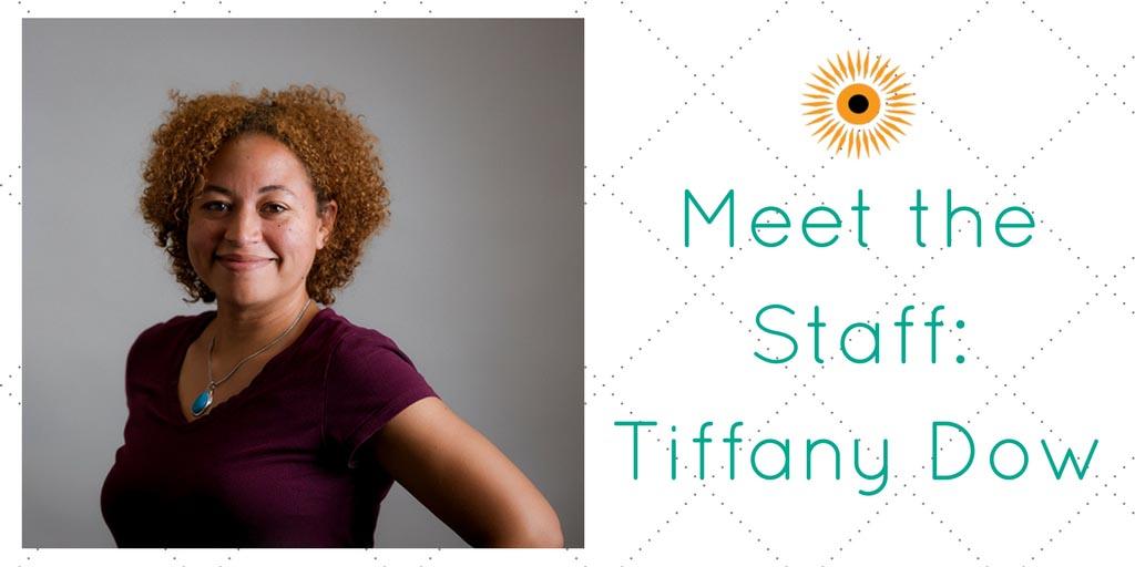 Meet the staff Tiffany
