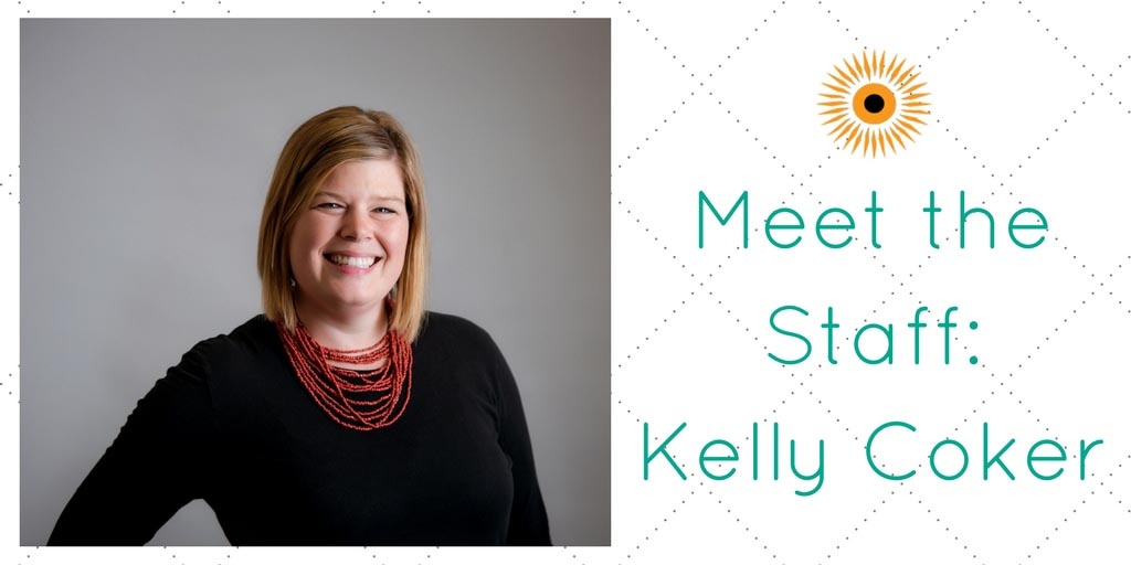 Meet the Staff Kelly