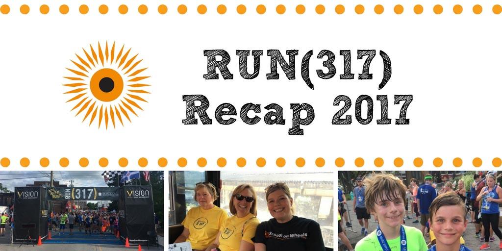 Run 317 2017