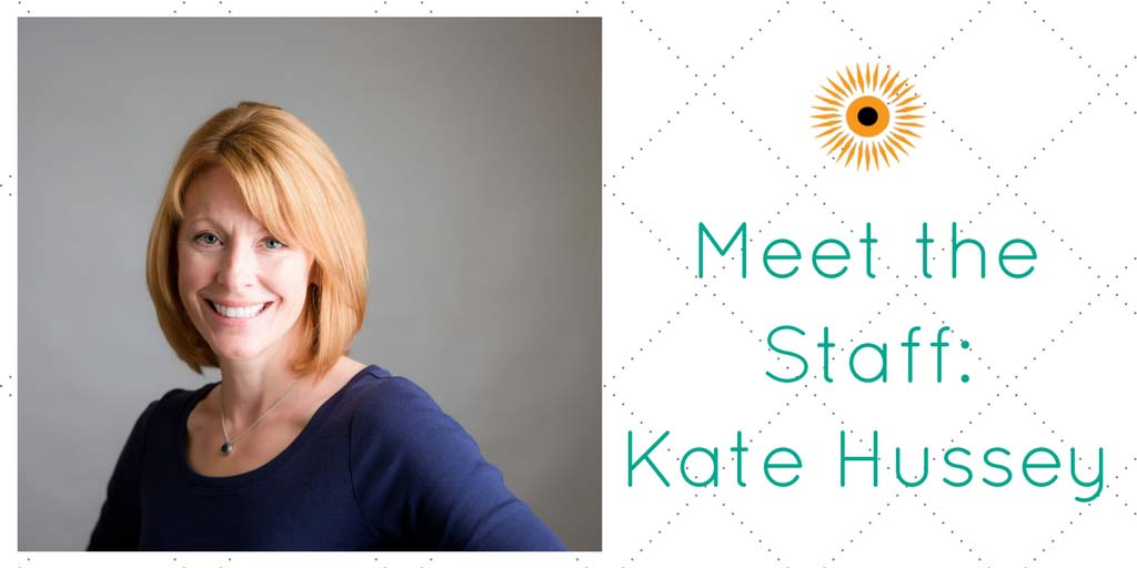 Meet the Staff Kate